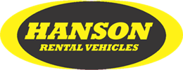 Hanson Rental Vehicles Logo