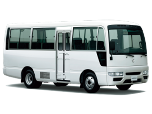 Bus / Coach (18 Seats) Car License, Driver 25+