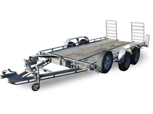 Salvage / Recovery Trailer